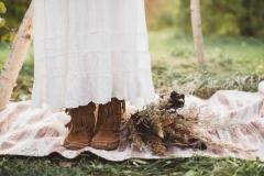 boots & bouquet