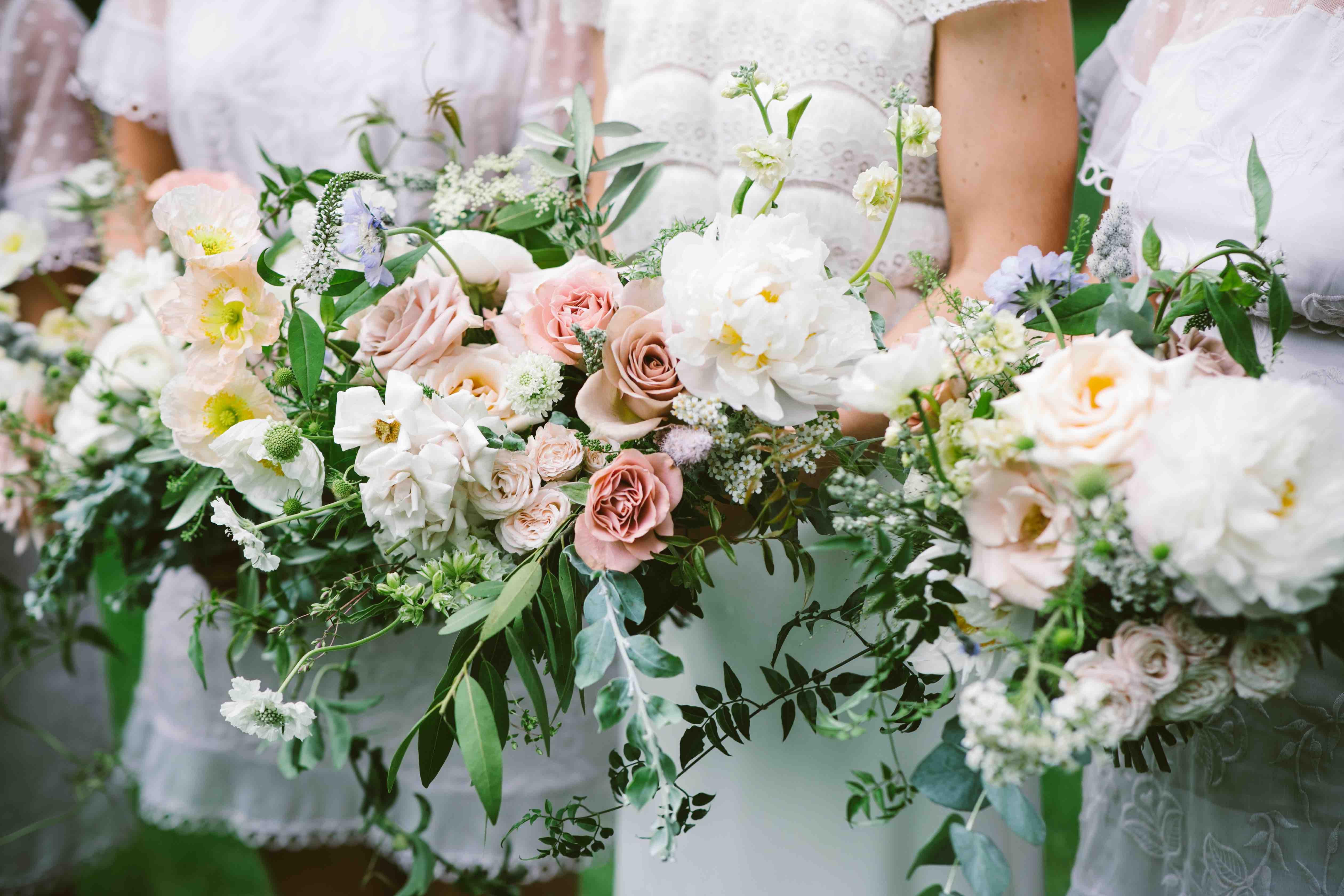 close up bouquets