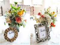Jillian's centerpieces