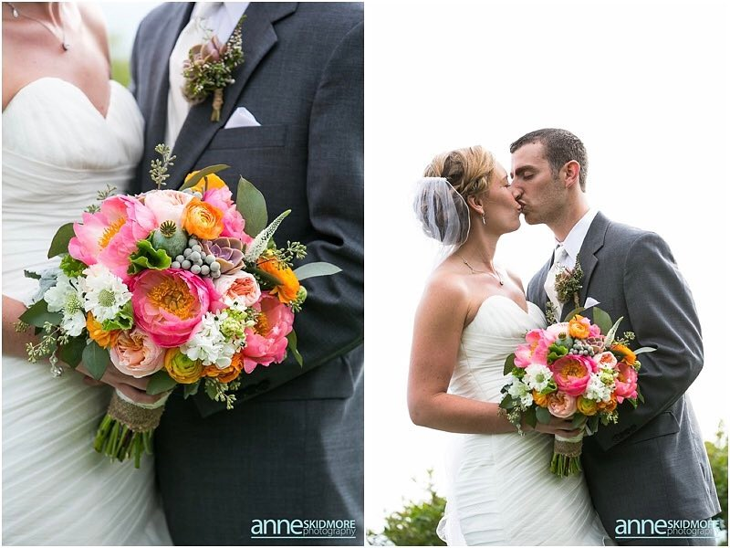 {coral} photo | @asweddings  #peonies #coral #juliet #ranunulus #orange #scabiosa #scentedgeranium #succulents #seededeucalyptus #prettyflowers #bouquet #lotusfloraldesigns #weddingflorist #lovely