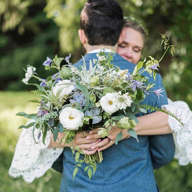 {precious} photo | @mercedes_armella_photo  styling/coordination | @eventsbysorrell . . #love #hugs #ido #justhitched #precious #forever #bouquet #flowers #spring #prettyflowers #weddingflowers #succulents #lavender #weddingflorals #lotusfloraldesigns #weddingdesign #weddingflorist